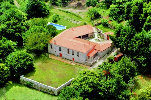 Hotel Rural A Casa De Larache