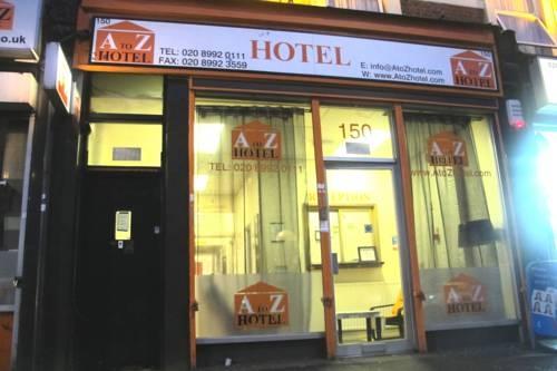 Hoteles en reino unido zona londres londres for Hoteles familiares en londres