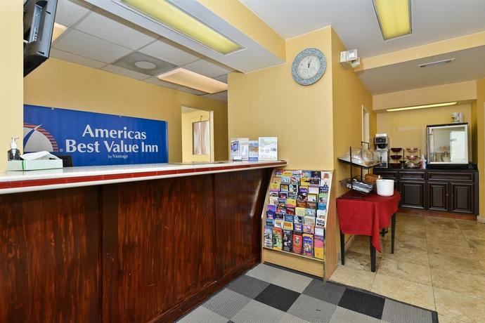 Hotel AMERICAS BEST VALUE INN DOWNTOWN MIDTOWN