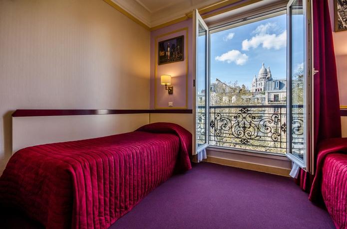 Hotel AVENIR MONTMARTRE HOTEL