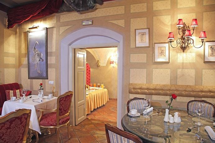 Hotel Alchymist Residence Nosticova