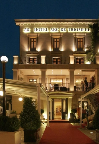 Hotel Arc de Triomphe by Residence Hotels
