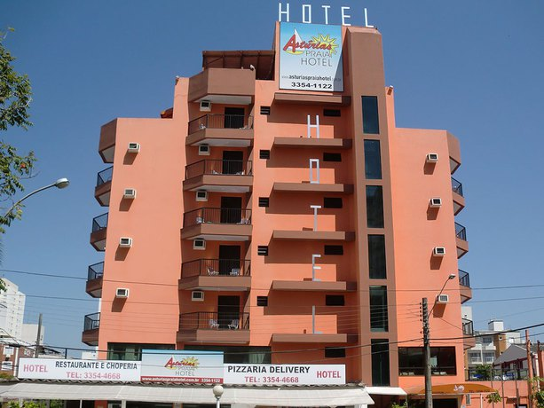 Hotel Asturias Praia