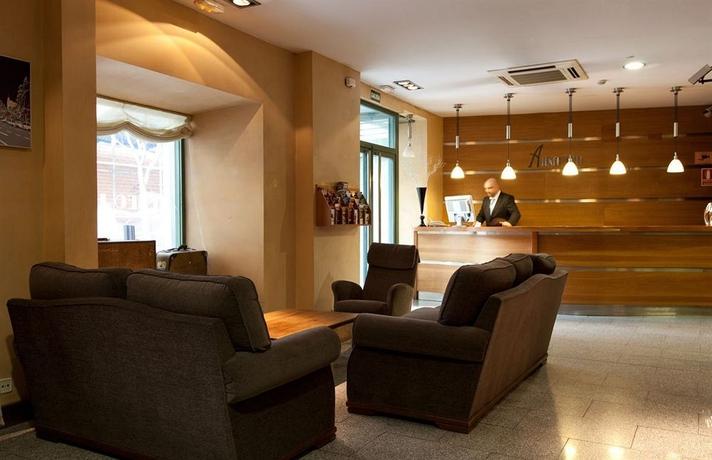 Hotel Ateneo Puerta Del Sol