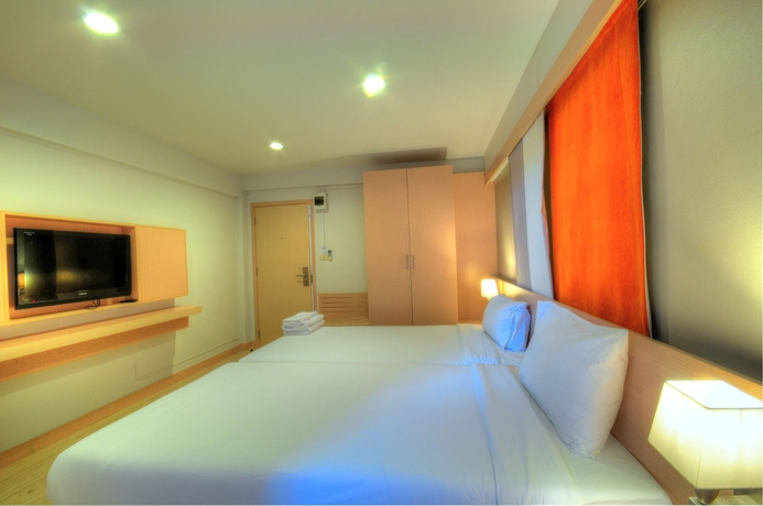 Hotel BS Residence Suvarnabhumi