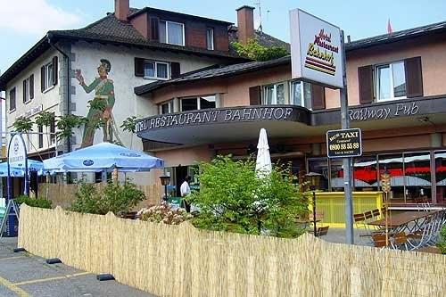 Hotel Bahnhof Glattbrugg