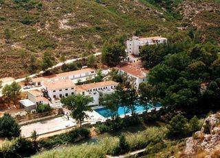 Hotel Balneario De Chulilla