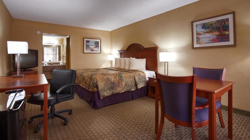 Hotel Best Western Cocoa Inn