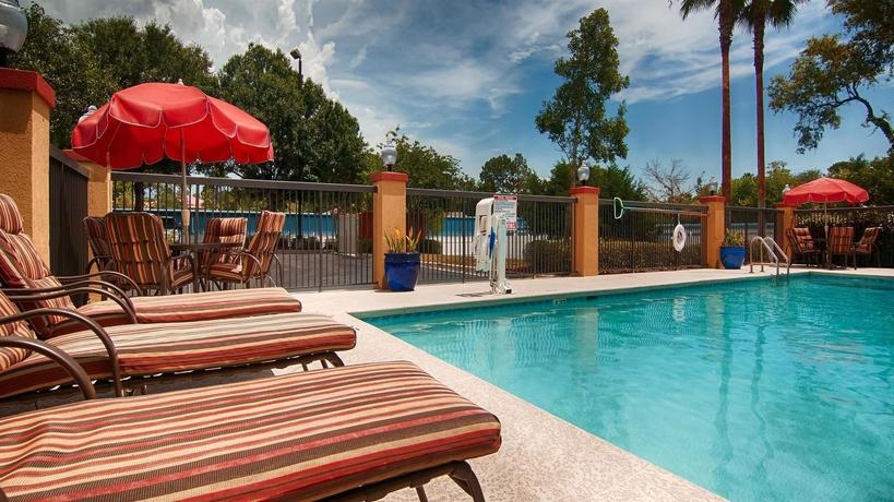 Hotel Best Western Mayport Inn & Suites