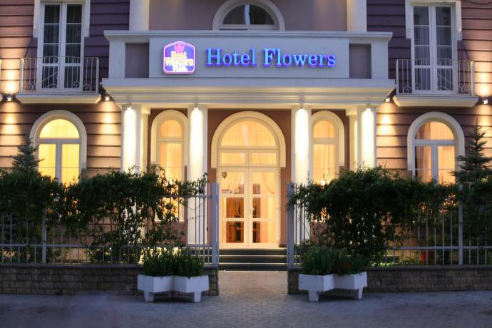 Hotel Best Western Plus Flowers