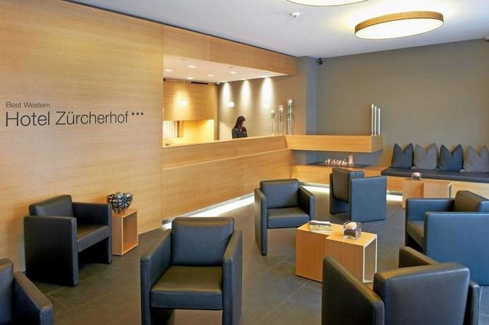 Hotel Best Western Zuercherhof