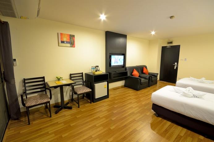Hotel Boss Residence