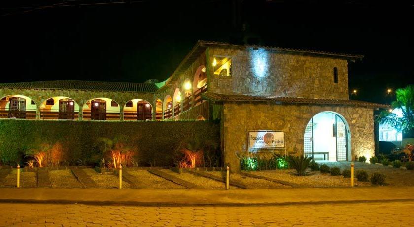 Hotel Casa De Pedra Ilhabela
