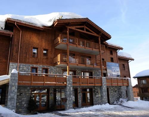 Hotel Cgh Résidences Y Spas Le Lodge Hemera