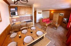 Residencia Chalet des Neiges Arolles