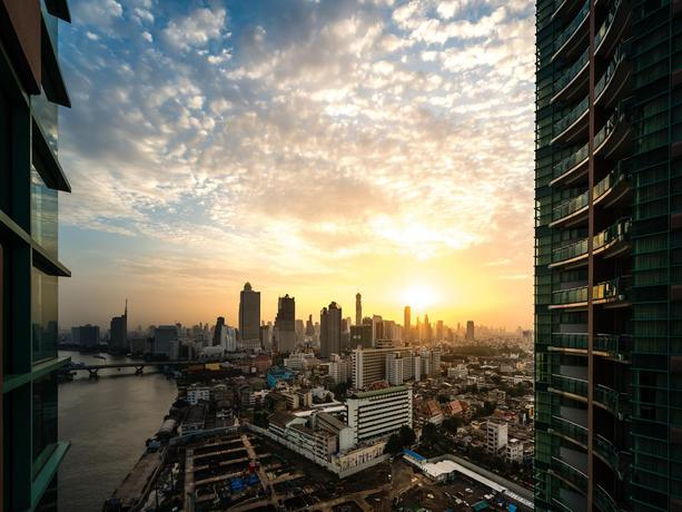 Hotel Chatrium Riverside Bangkok