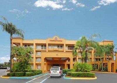 Hotel Comfort Suites Deerfield Beach