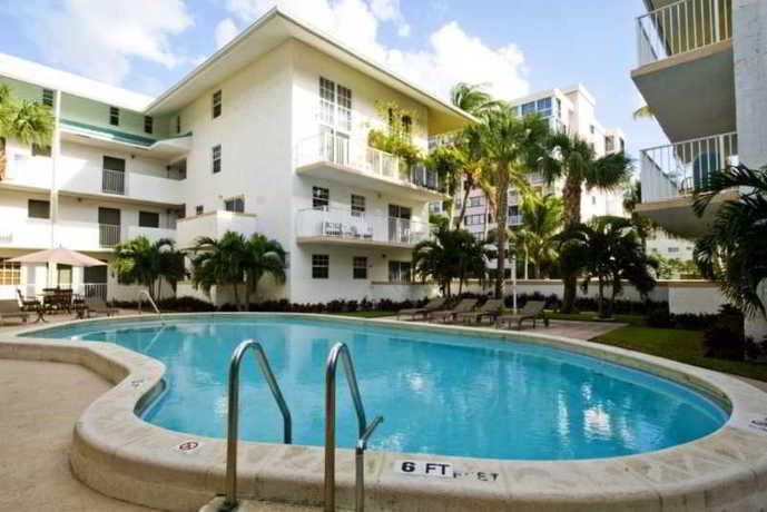 Hotel Coral Reef Suites Key Biscayne Miami