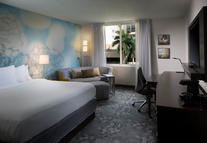 Hotel Courtyard Miami Dadeland