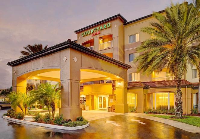 Hotel Courtyard West Palm Beach Airport