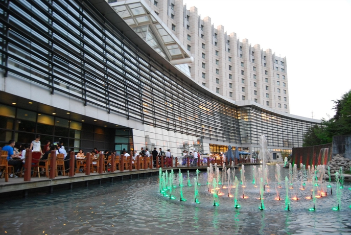 Hotel Crowne Plaza Beijing International Airport