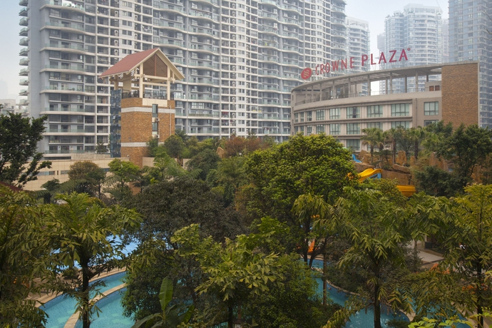 Hotel Crowne Plaza Riverside Chongqing