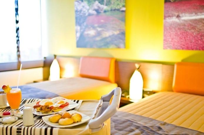 Hotel Diez Categoria Colombia