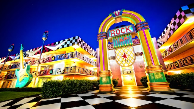 Hotel Disney's All Star Music Resort