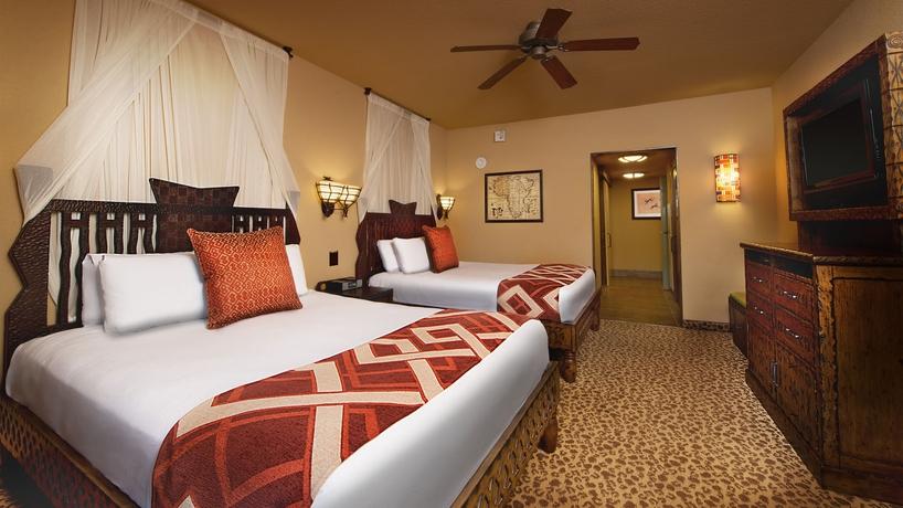 Hotel Disney's Animal Kingdom Lodge