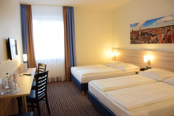 Hotel ECONTEL HOTEL München