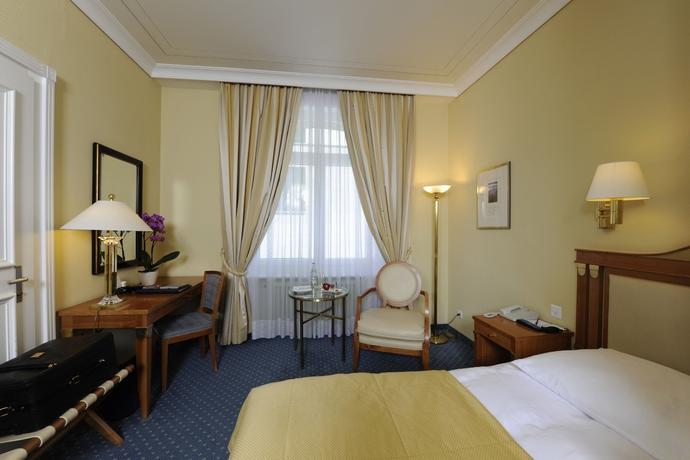 Hotel EDEN AU LAC ZURICH