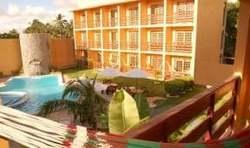 Hotel ESTAÇÃO DO SOL PRAIA HOTEL