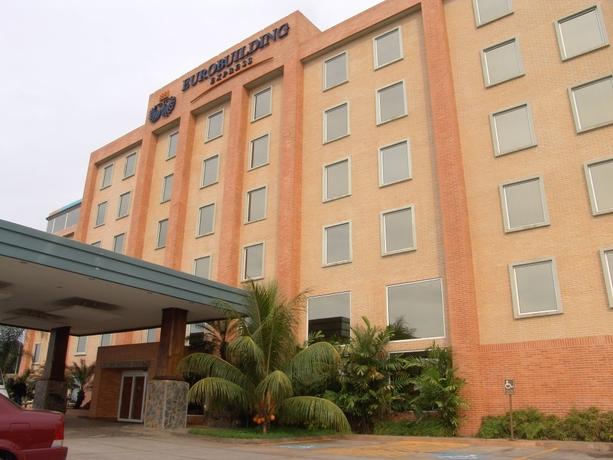 Hotel EUROBUILDING EXPRESS MAIQUETIA