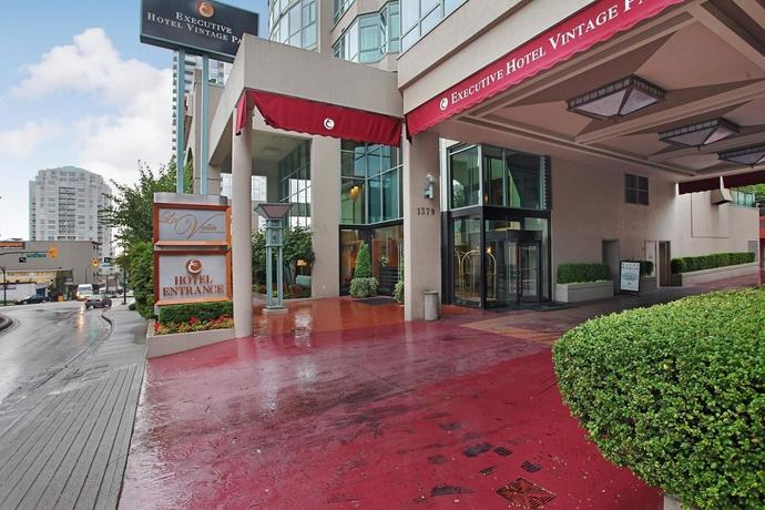 Hotel EXECUTIVE HOTEL VINTAGE PARK