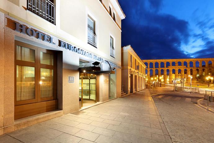Hotel Eurostars Plaza Acueducto