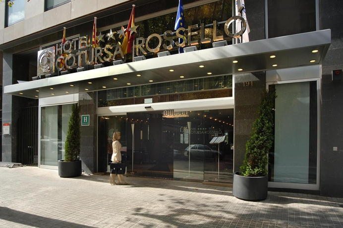 Hotel Evenia Rossello