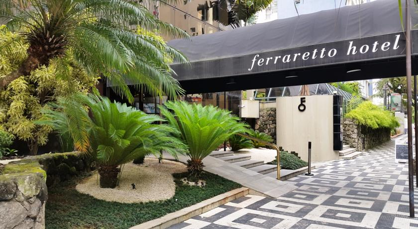 Hotel FERRARETTO GUARUJA