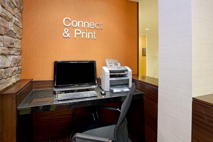 Hotel Fairfield Inn & Suites Tampa Brandon