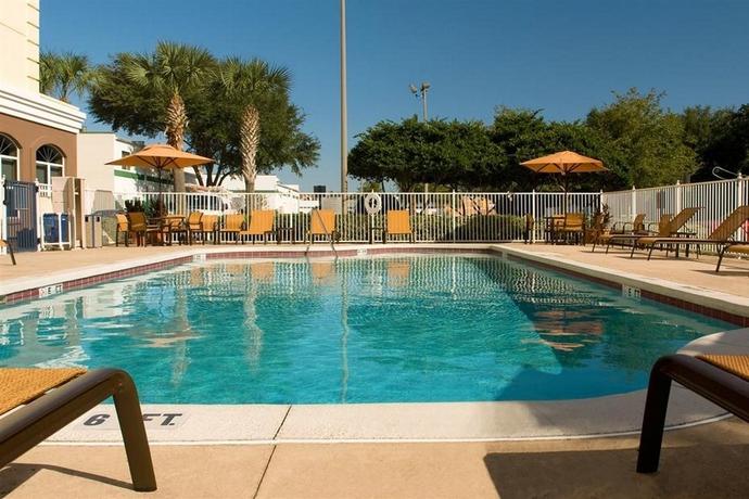 Hotel Fairfield Inn and Suites Lake Buena Vista