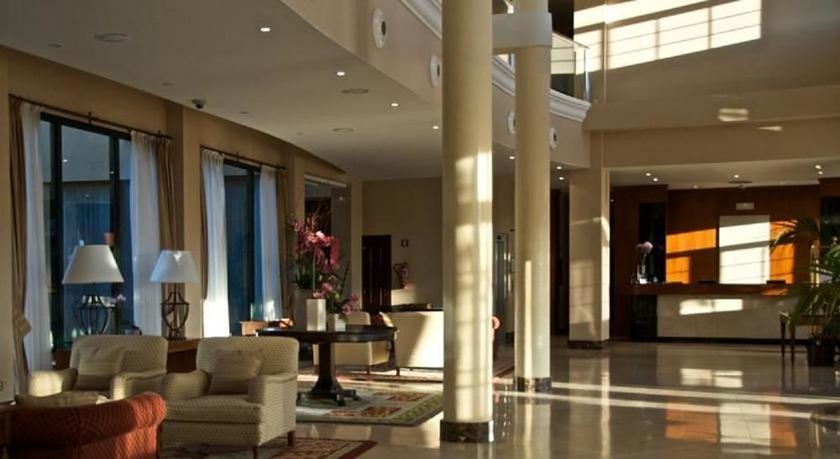 Hotel Fontecruz Avila Golf
