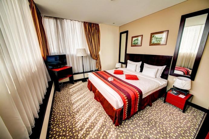 Hotel GOLDEN TULIP VICTORIA BUCAREST