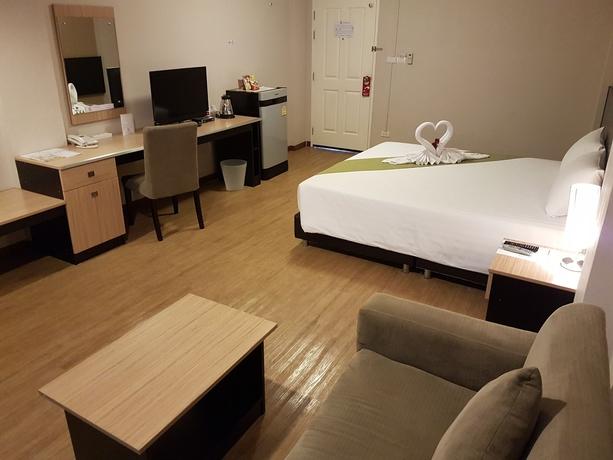 Hotel Golden Jade Suvarnabhumi