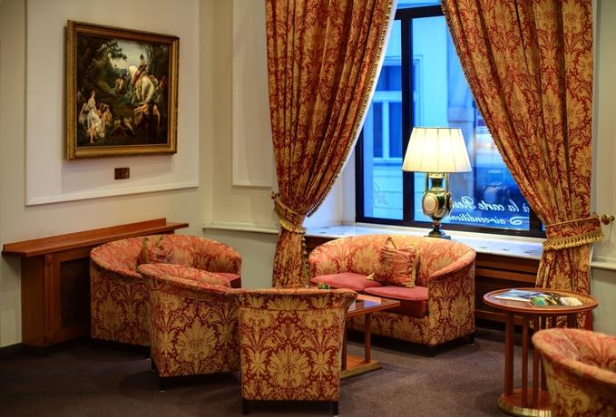 Hotel Grand Bohemia