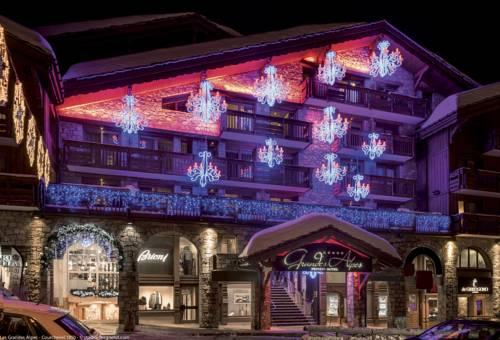 Hotel Grandes Alpes Private Y Spa