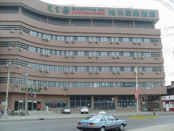 Hotel Greentree Inn Baotou Peoples' Park Hotel