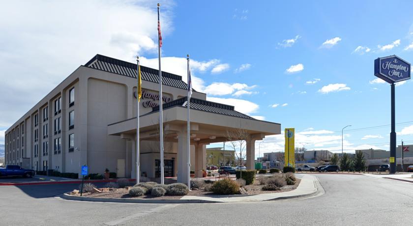 Hotel Hampton Inn Albuquerque-university/midtown