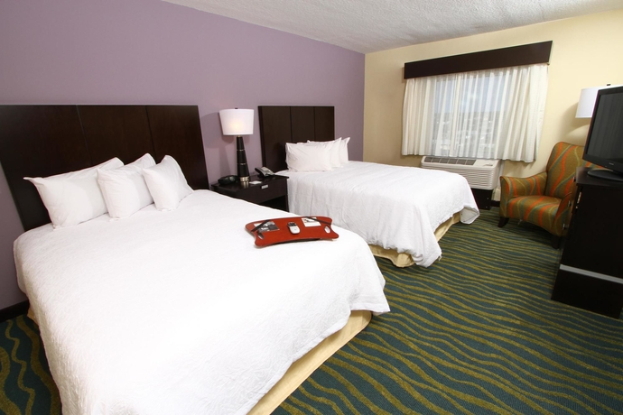 Hotel Hampton Inn Daytona Beach/beachfront, Fl