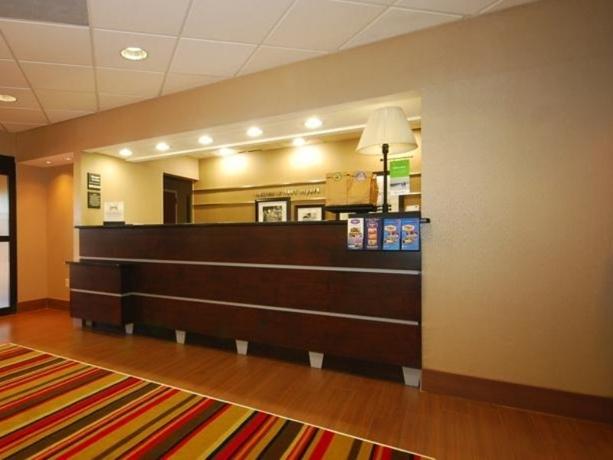 Hotel Hampton Inn Fort Myers Airport