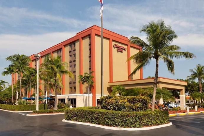 Hotel Hampton Inn Miami Airport West
