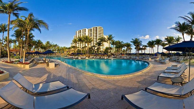 Hotel Harbor Beach Marriott Resort & Spa
